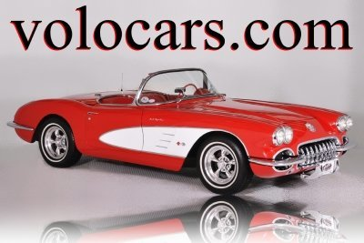 1959 Chevrolet Corvette Image 1