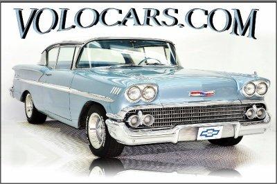 1958 Chevrolet Bel Air Image 1