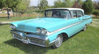 1958 Mercury Monterey Image 1