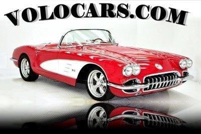 1958 Chevrolet Corvette Image 1