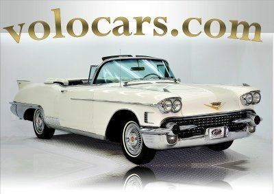 1958 Cadillac Eldorado Image 1