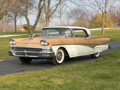 1958 Ford Fairlane 500 Image 1