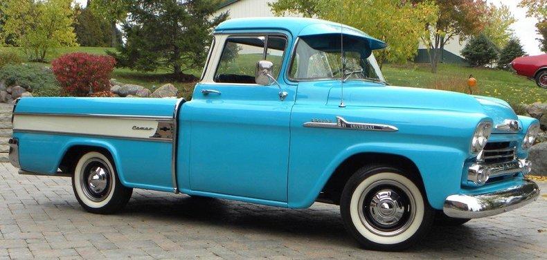 1958 Chevrolet Apache Cameo Image 4