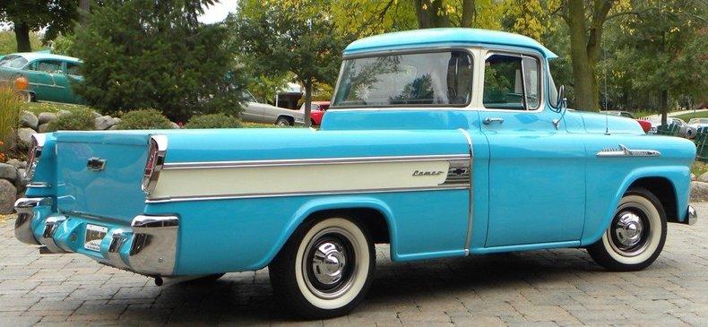 1958 Chevrolet Apache Cameo Image 5