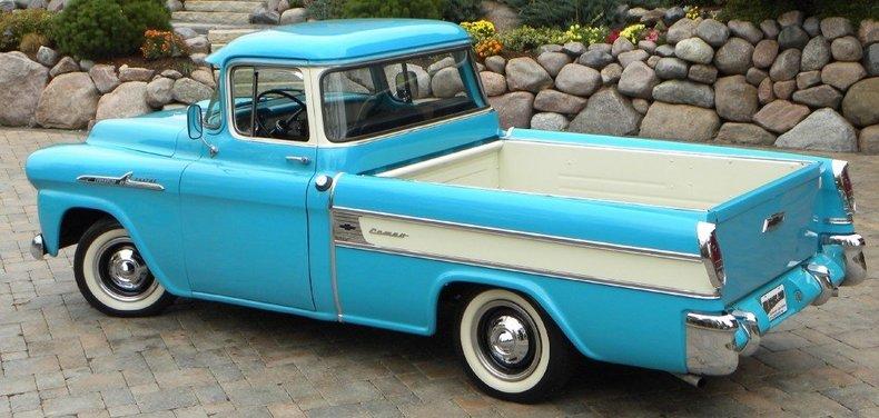 1958 Chevrolet Apache Cameo Image 6