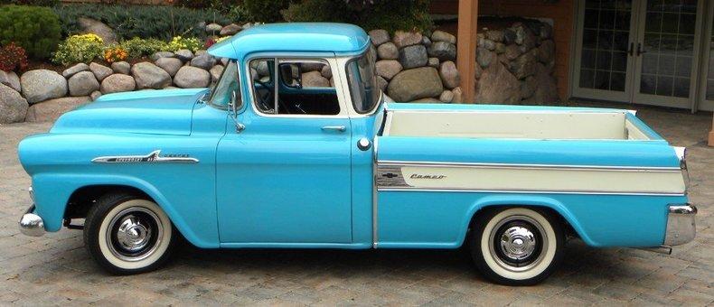 1958 Chevrolet Apache Cameo Image 7