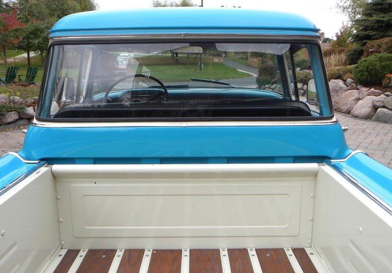 1958 Chevrolet Apache Cameo Image 11