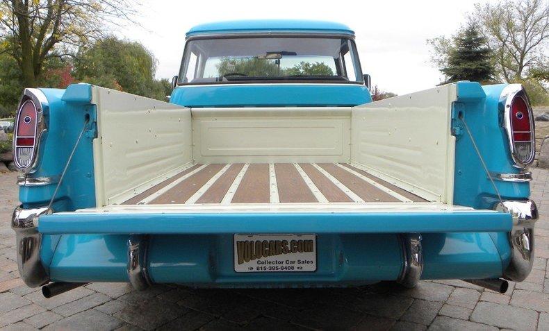 1958 Chevrolet Apache Cameo Image 15