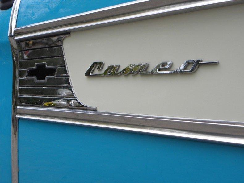 1958 Chevrolet Apache Cameo Image 18