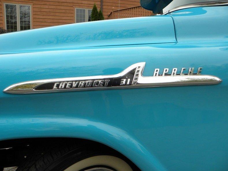1958 Chevrolet Apache Cameo Image 19