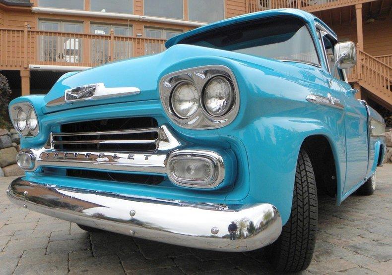 1958 Chevrolet Apache Cameo Image 20