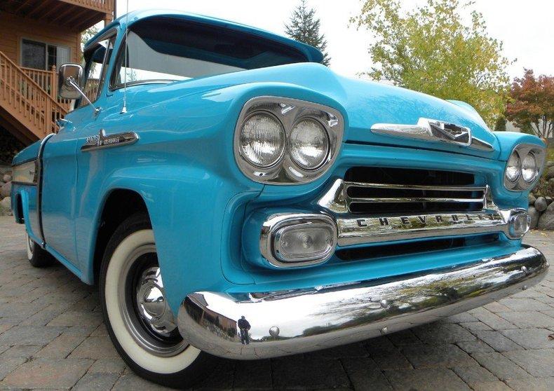 1958 Chevrolet Apache Cameo Image 21