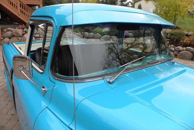 1958 Chevrolet Apache Cameo Image 23