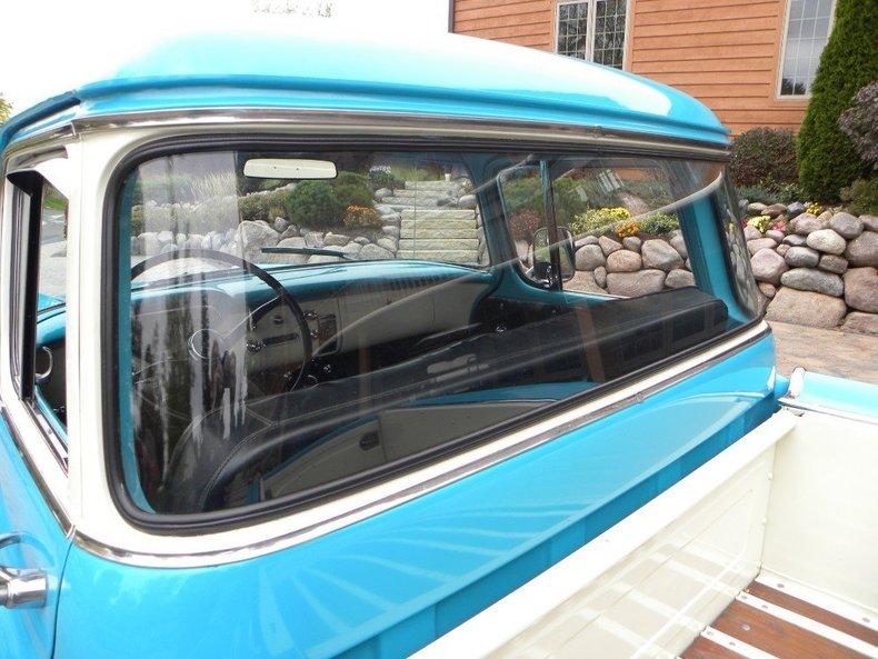 1958 Chevrolet Apache Cameo Image 25