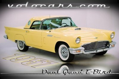 1957 Ford Thunderbird Roadster Image 1