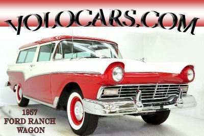 1957 Ford Ranch Wagon Image 1
