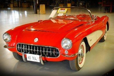 1957 Chevrolet Corvette Image 1