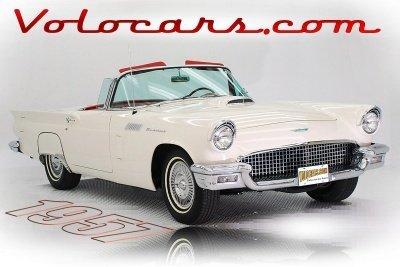 1957 Ford Thunderbird Image 1