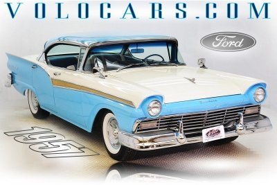 1957 Ford Fairlane Image 1
