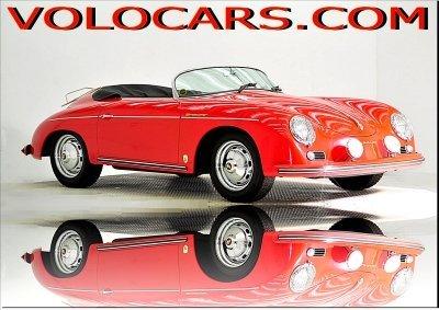 1957 Porsche Speedster Image 1