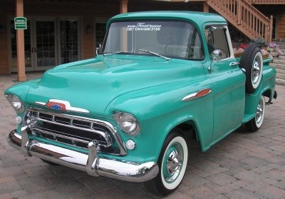 1957 Chevrolet 3100 Series Image 1