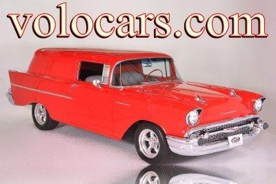 1957 Chevrolet Sedan Delivery Image 1