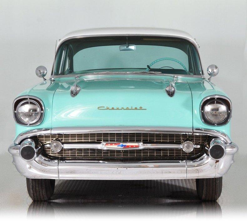 1957 Chevrolet 210 Image 12