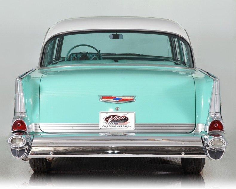 1957 Chevrolet 210 Image 17