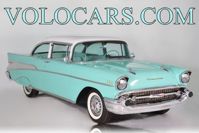 1957 Chevrolet 210 Image 88