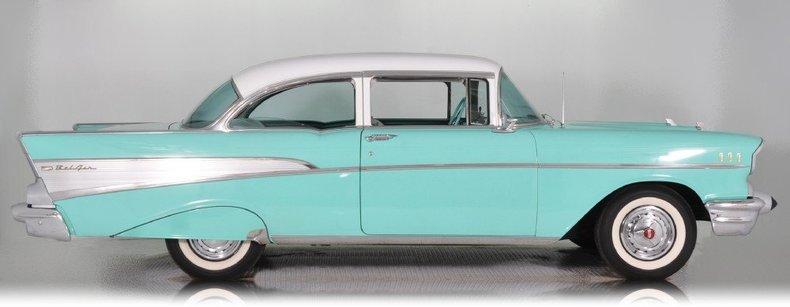 1957 Chevrolet 210 Image 65