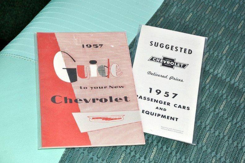 1957 Chevrolet 210 Image 90