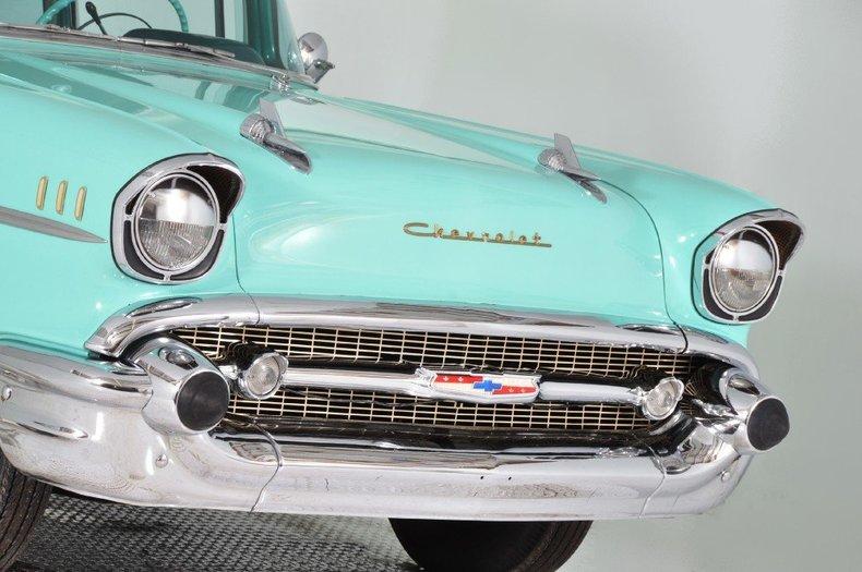 1957 Chevrolet 210 Image 117