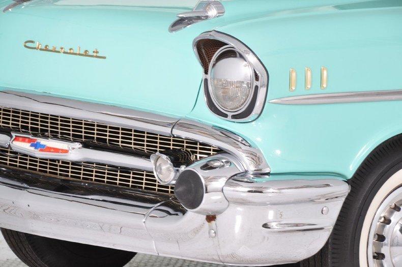 1957 Chevrolet 210 Image 100