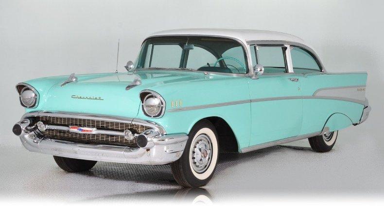1957 Chevrolet 210 Image 105