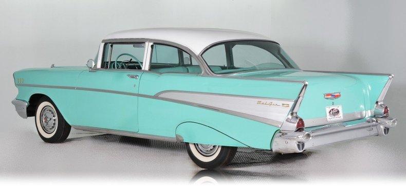 1957 Chevrolet 210 Image 111