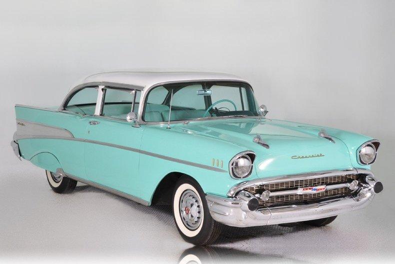 1957 Chevrolet 210 Image 125