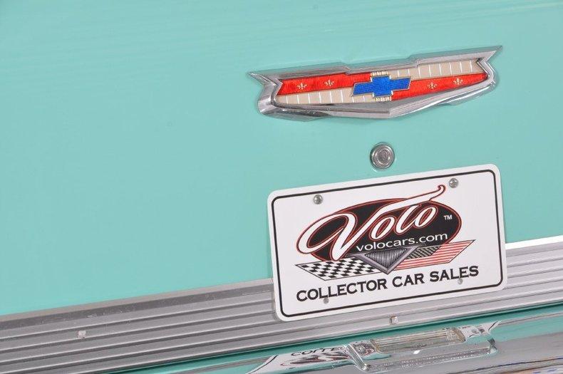 1957 Chevrolet 210 Image 116