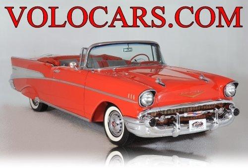 1957 Chevrolet Belair Image 1