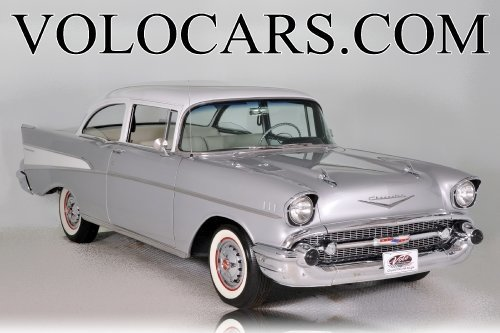 1957 Chevrolet Hard Top Image 1