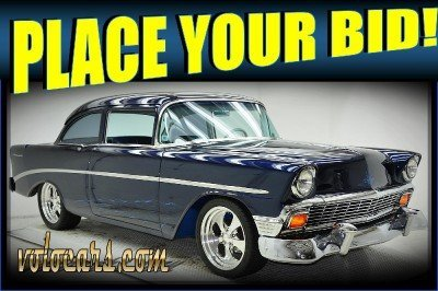 1956 Chevrolet Bel Air Image 1