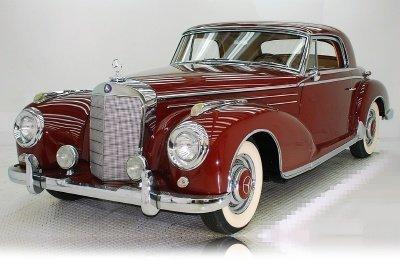 1956 Mercedes-Benz 300 Sc Image 1