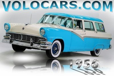 1956 Ford  Image 1