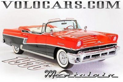 1956 Mercury Montclair Image 1