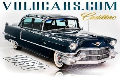 1956 Cadillac 8 Window Sedan Image 1