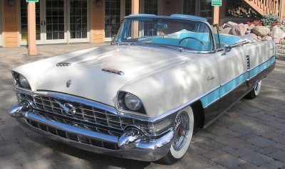 1956 Packard Caribbean Image 1
