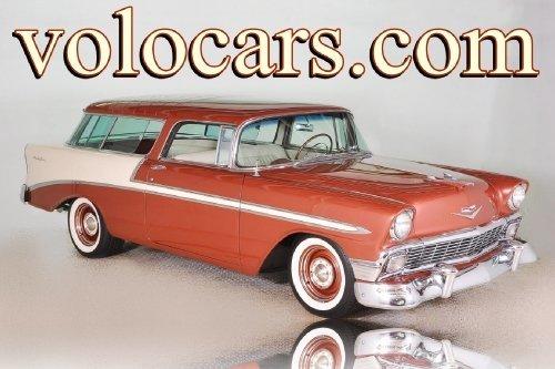 1956 Chevrolet Nomad Image 1