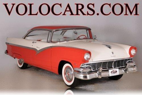 1956 Ford Victoria Image 1