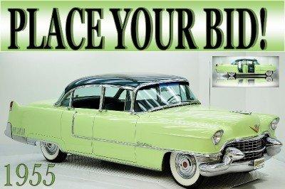 1955 Cadillac Fleetwood Image 1