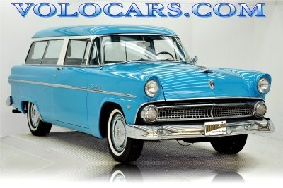 1955 Ford Ranch Wagon Image 1