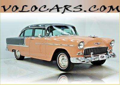 1955 Chevrolet Resto Image 1